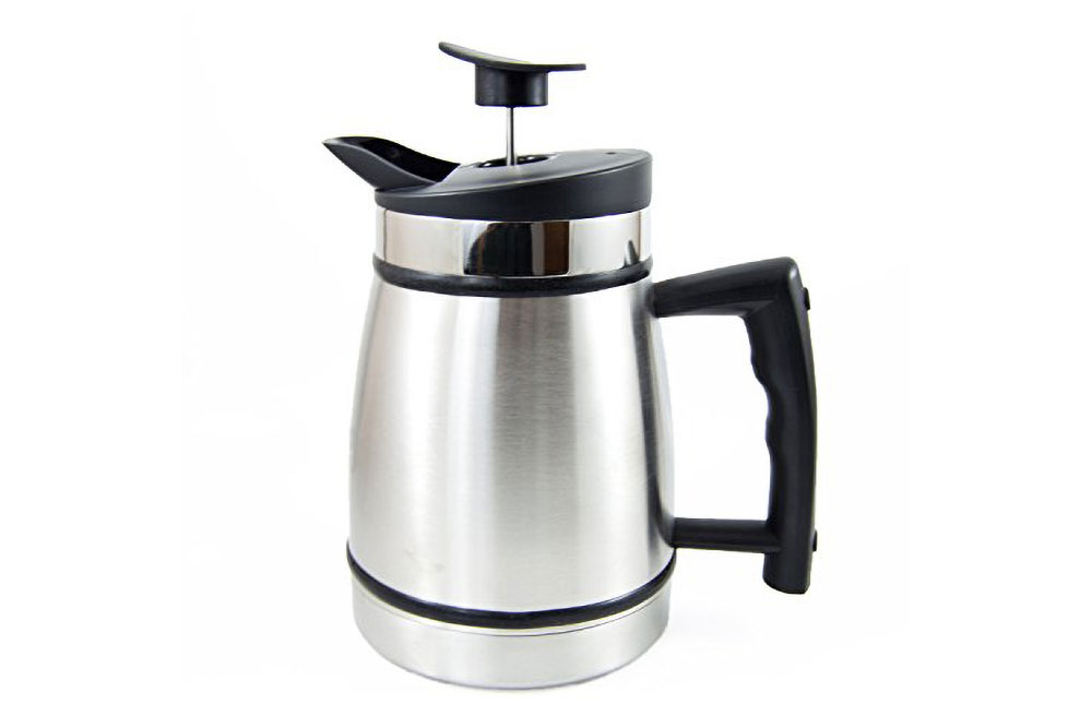 French press Chrome